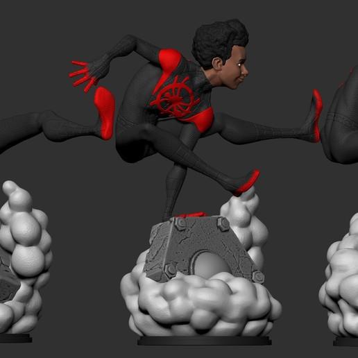Download 3D printer designs Spider Man, NicoJota