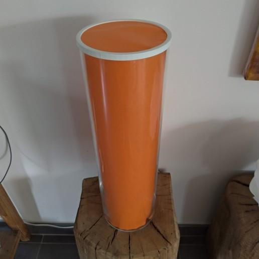P_20200720_192750_carre.jpg Download free STL file Glass vase lamp • 3D printing design, CharlieChappie