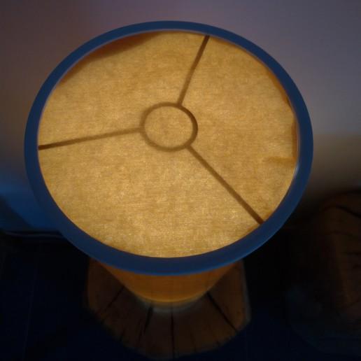 P_20200720_192720 - Copie.jpg Download free STL file Glass vase lamp • 3D printing design, CharlieChappie