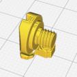 Télécharger fichier STL gratuit Vis Casque FOX FLUX • Modèle pour impression 3D, CharlieChappie