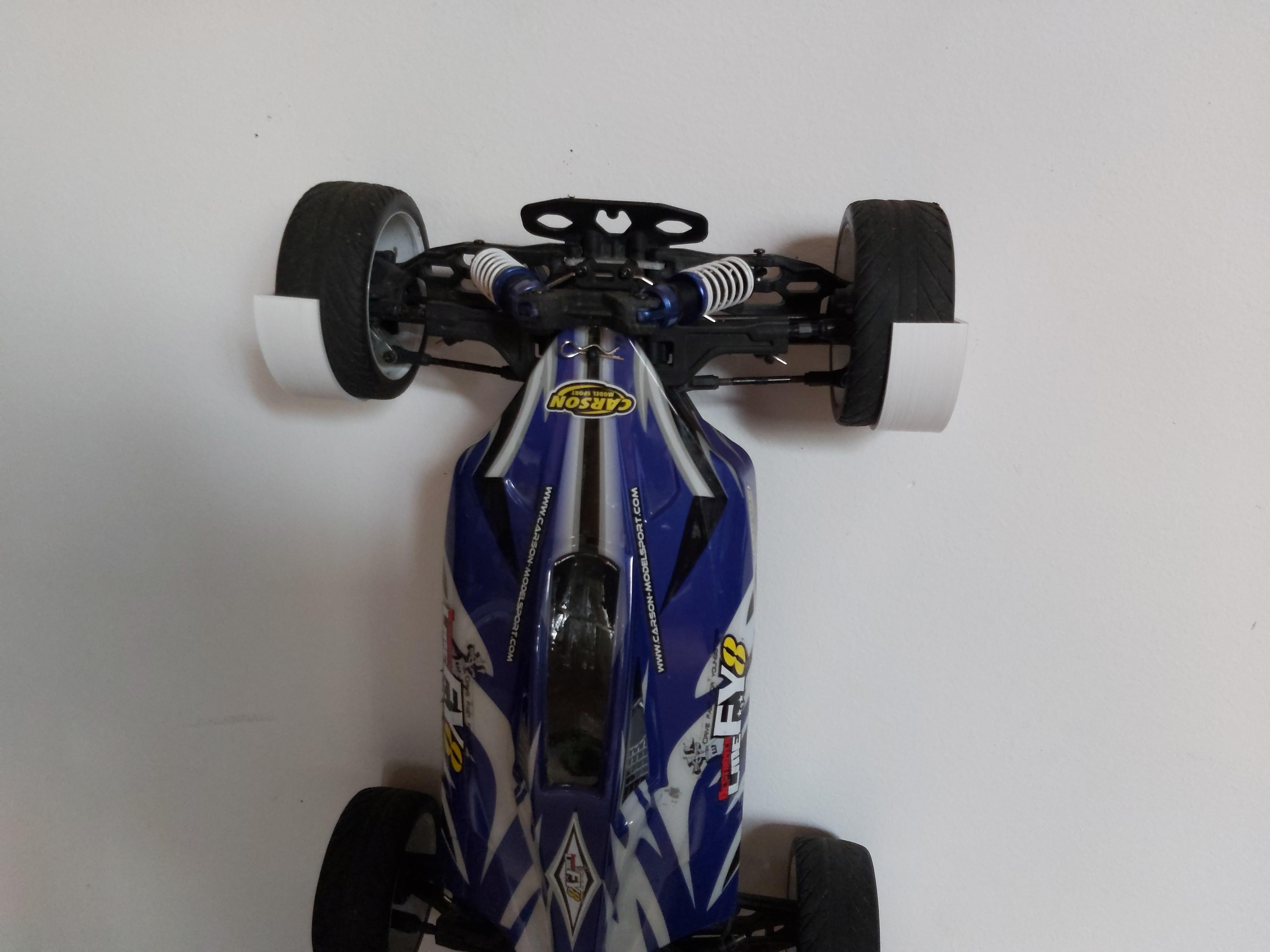20200523_145710.jpg Download free STL file Rc Car wall mount • 3D print template, DB46