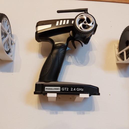 Download free STL file Remote Control wall mount • 3D printable design, DB46