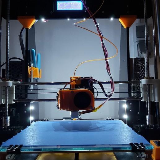 20200805_104807.jpg Download free STL file 3D Printer led light • 3D print model, DB46