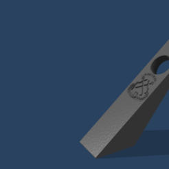Download 3D printer files Custom Wine holder, kychiwill