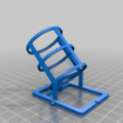Download free 3D printing designs Modular Acrylic Paint Holder, bobrob