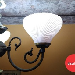 lamp 01.jpg Download free STL file Lamp • Template to 3D print, brianortolano