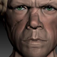18.png Télécharger fichier STL Tyrion Lannister Game of Thrones • Design à imprimer en 3D, juanmcaranza