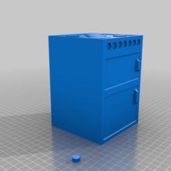 Download free STL file Barbie-scale cooker • 3D printer model, terahurts