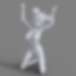 Télécharger fichier OBJ Anime Girl • Plan pour impression 3D, terahurts