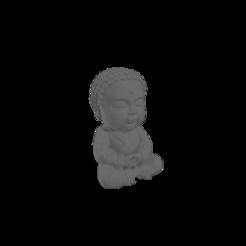 BudaSabiduria (grande).png Download free STL file Baby Buddha Wisdom • 3D printing object, Disagns1108