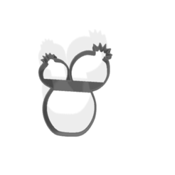 cactus 2.png Download free STL file Cutting cactus • Design to 3D print, Disagns1108