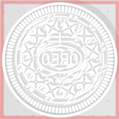 Descargar archivos 3D Cortante OREO, regipelli