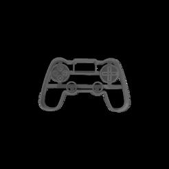 1.png Download free STL file Short ps4 control • 3D print model, Disagns1108