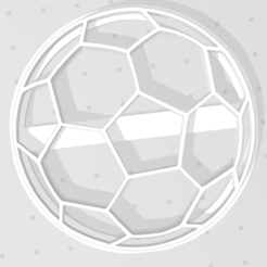Descargar diseños 3D cortante pelota, regipelli