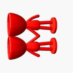Maceta 14.jpg Télécharger fichier STL gratuit La plante en pot robert est adorée • Plan pour impression 3D, Disagns1108