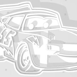 Impresiones 3D Cortante Cars, regipelli