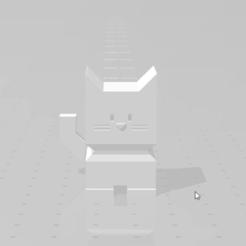 snapshot91.png Download STL file Mini Cat • Design to 3D print, takarashu