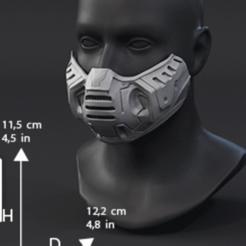 Télécharger modèle 3D Doom Mask, ayoubtouait
