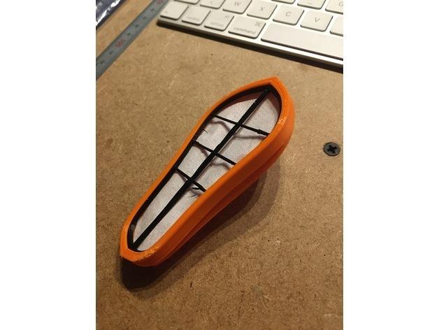 IMG_8932.JPG Télécharger fichier STL gratuit Masque de scorpion • Modèle imprimable en 3D, ayoubtouait
