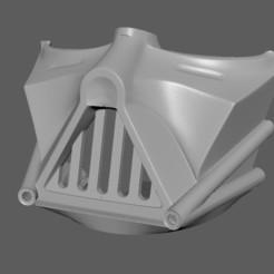 Télécharger fichier imprimante 3D Death-Vader Mask, ayoubtouait