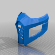 Télécharger fichier STL gratuit Masque sous-zéro • Plan imprimable en 3D, ayoubtouait