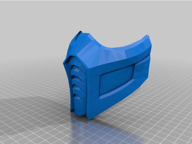 sub-zero-alternate_original_0mm.png Télécharger fichier STL gratuit Masque sous-zéro • Plan imprimable en 3D, ayoubtouait