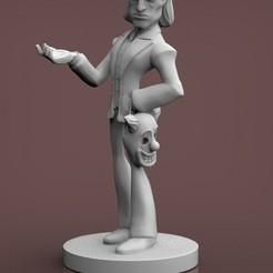 Joker0.jpg Download STL file Joker 2019 • 3D printable model, Splunjohnny