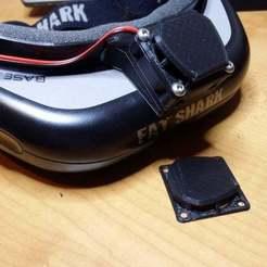 43482837019129797-account_id1.jpg Download free STL file FPV Googles Anti-Fog Fan 30x30 • Model to 3D print, Zulan