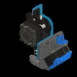 Descargar diseños 3D ARTILLERY SIDEWINDER 46º VOLCANO v2 4020 FAN DUCT + CFD + .STP, JLDesigns3D
