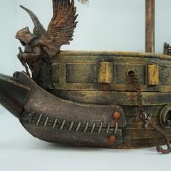 fsegs.jpg Télécharger fichier STL gratuit Squelette du navire, volant, portes, fenêtres • Modèle à imprimer en 3D, Cuckoo