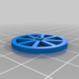 Download free 3D print files Wagon Wheel For D&D, Cuckoo