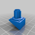 Download free 3D printing models Ship's accessories V2 Window , Mast base, Cuckoo