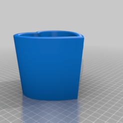 The_LOVE_cup_1.png Download free STL file The LOVE cup with only one handle • 3D print object, ptrick0