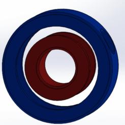 608 zz.png Download free STL file 608 zz Bearing • 3D printing model, bymicknick