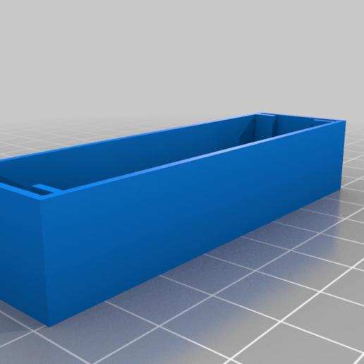 18650holder_1BAT.png Download free STL file Bluetoth SPEAKER 51 CMS WITH BATTERY HOLDER 18650 • 3D printer object, BERTOKING