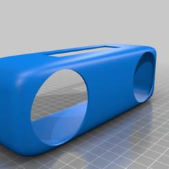 FrontalCuerpo.png Download free STL file Bluetooth speaker • Design to 3D print, BERTOKING