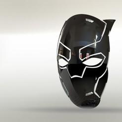 Untitled.JPG Download free STL file black panther • 3D print object, gadhiyavinay88