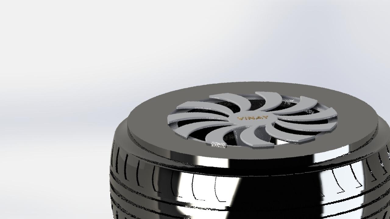 preview.2JPG.JPG Télécharger fichier STL gratuit PNEU DE VOITURE • Objet à imprimer en 3D, gadhiyavinay88