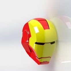 Descargar Modelos 3D para imprimir gratis ironman, gadhiyavinay88