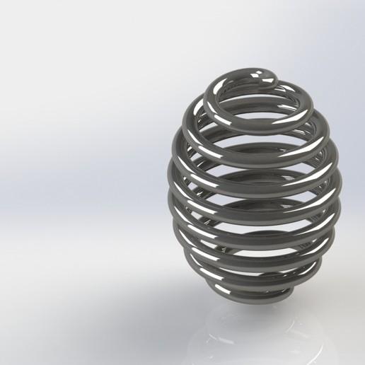 Download free STL file wrought iron ball  • 3D printer template, gadhiyavinay88
