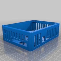 3166755b41375b187b43933861d48894.png Download free STL file BOX BIGTREETECH SKR V1.3 • 3D printing design, demian1978neo
