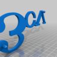 Télécharger fichier STL gratuit Citroën 3cv Logo Baul • Objet imprimable en 3D, pallardo_tech