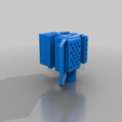 Download free OBJ file Catapult Mech LRM Part • Design to 3D print, Alfarabius