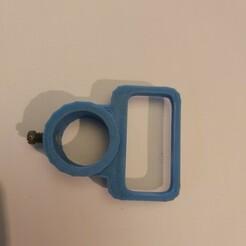 20210108_090522.jpg Télécharger fichier STL Support sangle airsoft embout canon   • Plan imprimable en 3D, emericcinquin