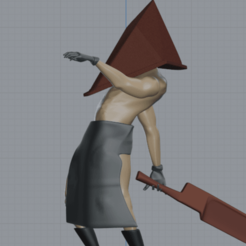Sin título8.png Download STL file Terror dude • 3D printable design, pipiripau0791
