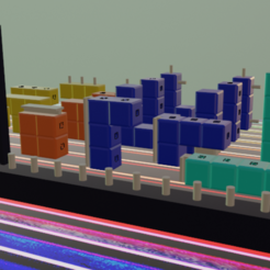 Tetris 3.png Download STL file Tetris Didactic Game • 3D printer design, pipiripau0791