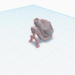 Accatran Mortar.png Download STL file Elysian Accatran Motar • 3D printer model, spaine