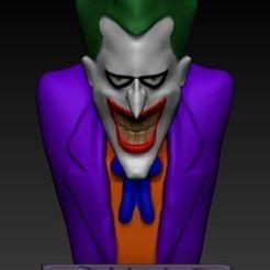 Download STL file Joker-Guason • 3D printable template, Designlol