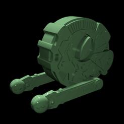 dron.png Download STL file TYRANTISAURUS REX DRON (MOTU HE-MAN) • Model to 3D print, ameroni