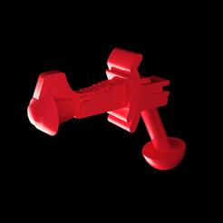 MEF001.PNG Télécharger fichier STL LASER POUR VISAGE D'HOMME (MOTU HE-MAN) • Plan pour imprimante 3D, ameroni